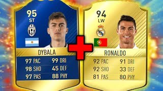 "Proviamo la coppia DYBALA TOTS + Ronaldo! insieme ci saranno altri campioni come Modric Toty, Bale, Alonso Tots ecc. fifa 17 Ultimate team► ORDINA IL LIBRO: http://amzn.to/2mRlsen►MAGLIETTE ILLUMINATI CREW: http://www.illuminaticrew.it►SCARPE ILLUMINATI CREW: http://www.2star.it/prodotto.php?id=320► SCUF GAMING: http://eu.scufgaming.com/Codice Sconto 5%:  Mike► Instagram: http://instagram.com/mike_showsha/►Facebook: https://www.facebook.com/pages/Mikeshowsha/169146266574098► Twitter: https://twitter.com/MikeShowSha►GOOGLE+: https://plus.google.com/u/0/b/118211920694117570434/118211920694117570434/postsClicca Qui per Iscriverti ► http://www.youtube.com/subscription_center?add_user=MikeShowShaILLUMINATI CREW ►:IlvostrocaroDexter: https://www.youtube.com/user/ilvostrocaroDexterMikeShowSha: https://www.youtube.com/user/MikeShowShaxMurry: https://www.youtube.com/user/xMurryPwNzGiampytek: https://www.youtube.com/user/zGiampyTekS7ormy: https://www.youtube.com/user/Stormshadow703BrazoCrew: https://www.youtube.com/user/BrazoCrewiNoob Channel: https://www.youtube.com/user/iNoobChannelLa mia sedia ►: http://www.dxseat.comTi è piaciuto il video? Lascia un commento, metti ""mi piace""! Il vostro supporto è fondamentale per me ;)DIVENTA UN PRO!ISCRIVITI AL CANALE PER NON PERDERE I PROSSIMI VIDEO!-------------------------------------------------------------------------------------------------"