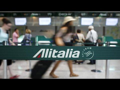 Ιταλία: Απεργία στην Αλιτάλια