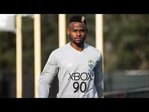 Video: Interview: Waylon Francis on signing with Seattle Sounders FC