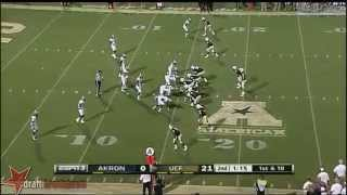 Storm Johnson vs Akron (2013)