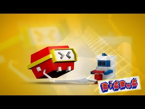 Dig Dug Theme Song Guitar Cover