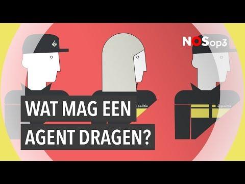 Wat mag een politieagent eigenlijk dragen? | NOS op 3