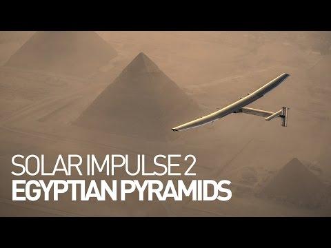 Solar Impulse 2 poleteo iz Egipta