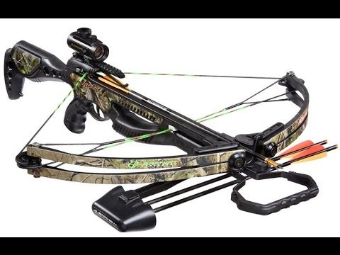 Survival Bow Barnett Ghost 350 CRT Crossbow