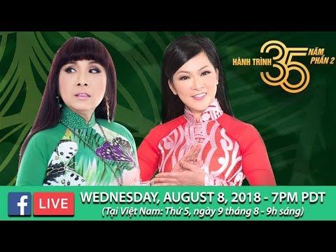 Livestream với Phượng Mai & Nhu Quỳnh - August 8, 2018 - Thời lượng: 1 giờ, 26 phút.