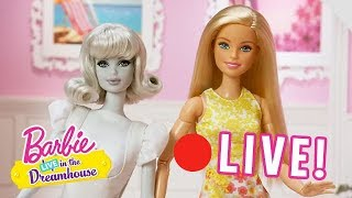 Video Barbie LIVE! in the Dreamhouse Extended Marathon | Barbie MP3, 3GP, MP4, WEBM, AVI, FLV Juni 2019