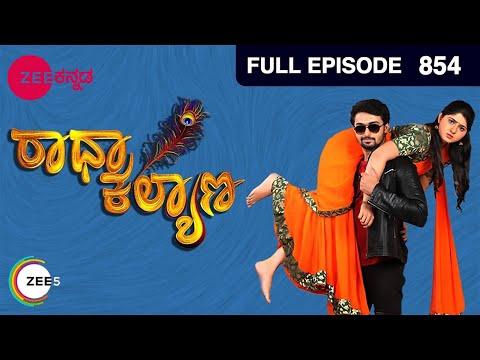 Radha Kalayana - Episode 854 - September 20  2014 21 September 2014 01 AM