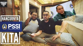 Video Hancurnya PSSI Kita #LucunyaNegeriIni MP3, 3GP, MP4, WEBM, AVI, FLV November 2018
