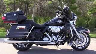 8. Used 2012 Harley Davidson Ultra Classic Electra Glide Motorcycles for sale