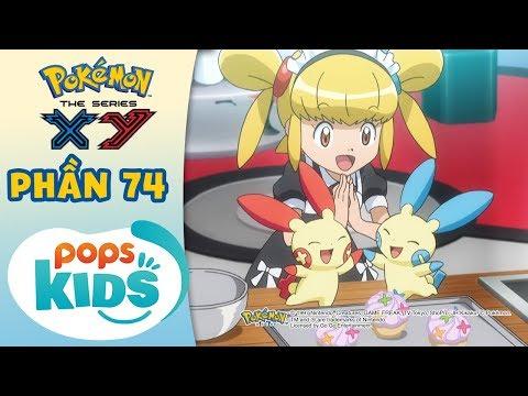 Tổng Hợp Hành Trình Thu Phục Pokémon Của Satoshi - Hoạt Hình Pokémon Tiếng Việt S18 XY - Phần 74 - Thời lượng: 1:03:33.