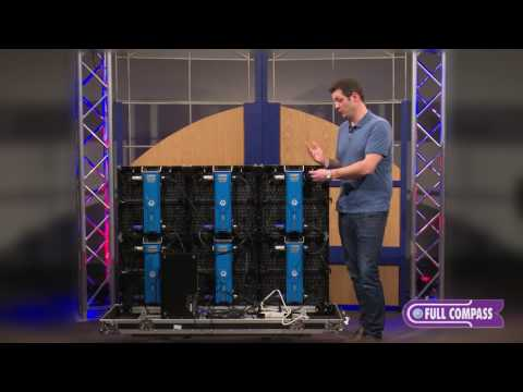 Blizzard Lighting IRIS R3 LED Video Panel Overview | Full Compass