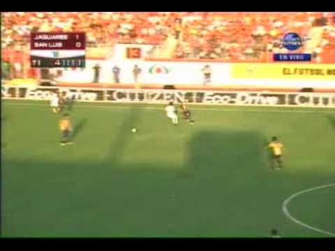 Gol de Jackson Martínez a San Luis