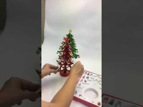DIY聖誕樹組合分享