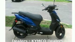 1. 2009 KYMCO Agility 125 Walkaround & Info