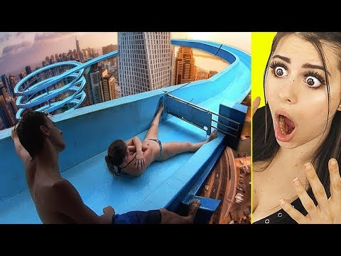 Most Insane WATER SLIDES that were SHUT DOWN