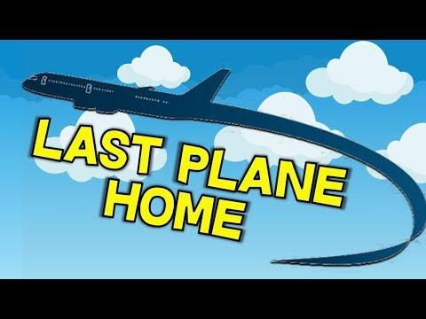 Last Plane Home -- Mr.  G Channel Update