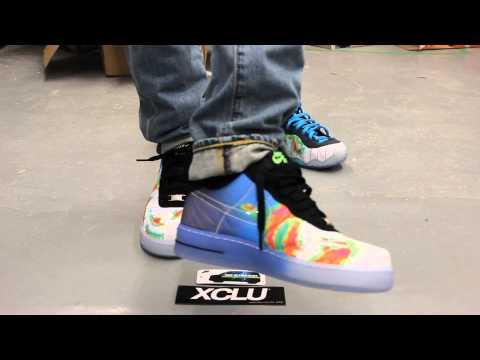 Nike Air Force 1 Comfort Premium