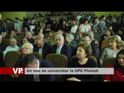 Un nou an universitar la UPG Ploiești