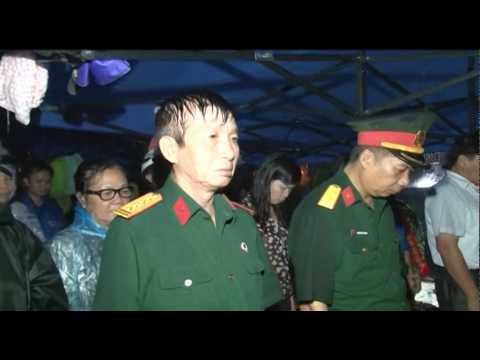 Xúc động lễ tri ân các anh hùng liệt sỹ tại Móng Cái