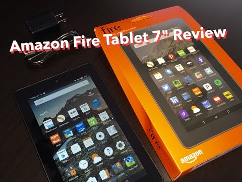 Amazon's Fire Tablet 7
