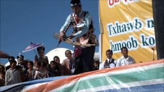 Hmong mouth organ Battle!!!  Kin Chiang XIENGKHOUANG 2013!!!
