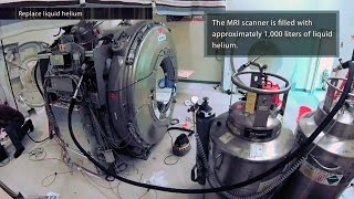 Thumbnail of MRI Installation Timelapse - Two Weeks in 4 minutes video