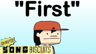 Video First Comment Song - Animated Song Biscuits MP3, 3GP, MP4, WEBM, AVI, FLV Agustus 2018