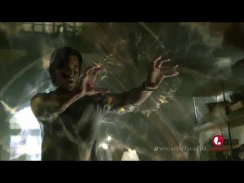 Witches of East End Killian Fights and Abilities