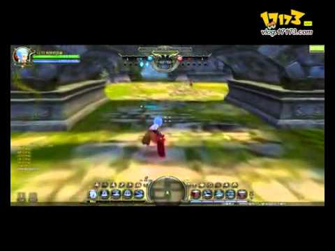 Dragonnest Gladiator(YangYang) VS Barba­rian