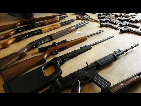 Download المفوضية الاوروبية تكافح بالقوانين مشكلة تهريب الأسلحة الى بلدان الاتحاد الاوروبي HD Mp4 3GP Video and MP3