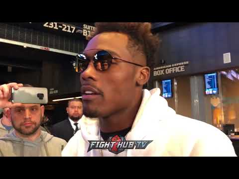 "Jermall Charlo Explains Why He Dissed Broner & Tank Davis ""i Was In My Feeling A Little Bit!"""
