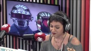 Daft Punk no Brasil em 2017? Paulinha Carvalho fala sobre o assunto