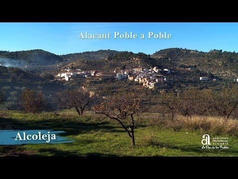 ALCOLEJA. Alacant, Poble a Poble.