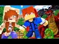 Minecraft Dragons - SECRET DATE !? (Minecraft Roleplay - S2 Episode 11)
