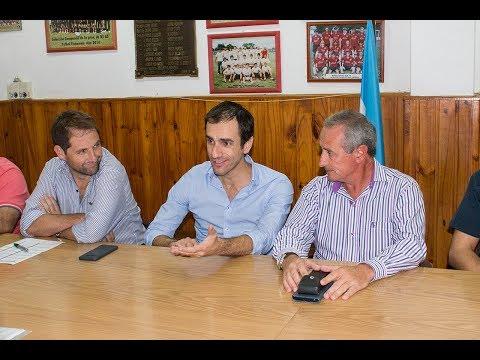 Con el aporte del municipio, arranca el Torneo Apertura 2018