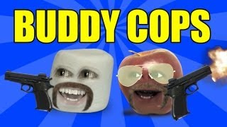 Video Annoying Orange - Buddy Cops MP3, 3GP, MP4, WEBM, AVI, FLV Januari 2018