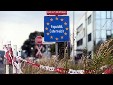 Αυστρία-Γερμανία: Εντείνονται οι έλεγχοι