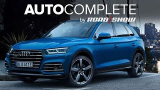AutoComplete: Audi's Q5 55 TFSI E Quattro will give the SQ5 a run for its money by Roadshow