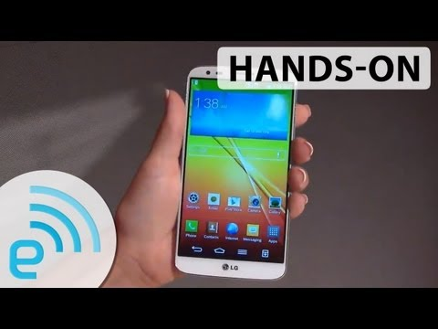LG G2 hands-on | Engadget