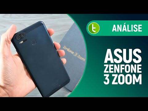 Análise Asus Zenfone 3 Zoom  Review do TudoCelular
