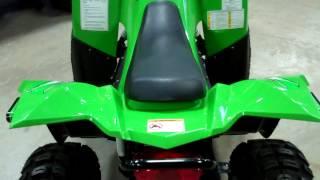 10. 2015 ARCTIC CAT DVX90 DVX 90 - JONESBORO CYCLE AND ATV - JONESBORO AR