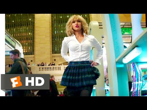 Teenage Mutant Ninja Turtles 2 (2016) - Schoolgirl Spy Scene (1/10)   Movieclips