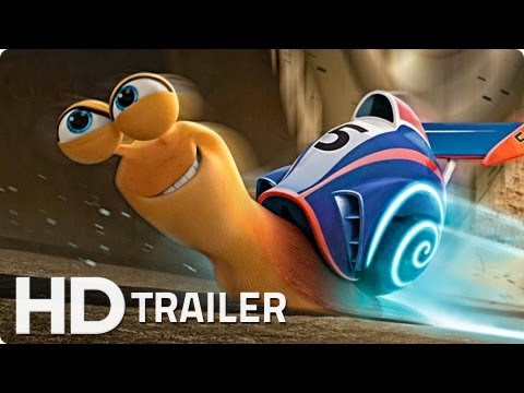 Turbo - Turbo Trailer Deutsch HD (OT: Turbo) Kinostart: 3 Okt 2013 | http://Youtube.com/Filme | http://facebook.com/KinoCheck TURBO, der neue Animationshit von den M...