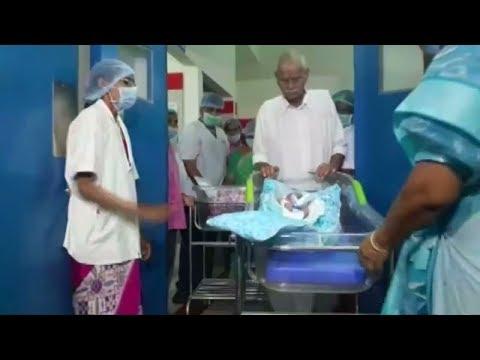 Medizinische Sensation: Inderin wird mit 73 Jahren Mutter von Zwillingen