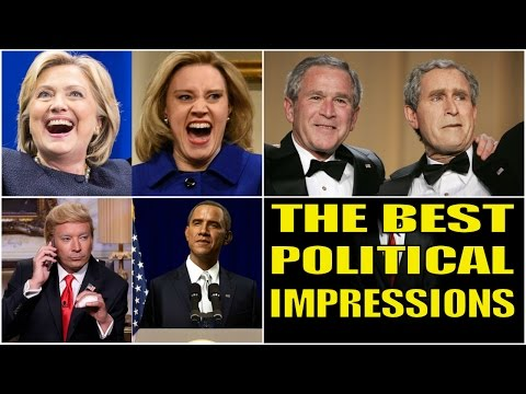The Funniest Political Impressions of All Time (Part 1)