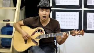 """Nhớ Mùa Thu Hà Nội - phiên bản tiếng """"Lào"""" :)) - Việt Johan."""