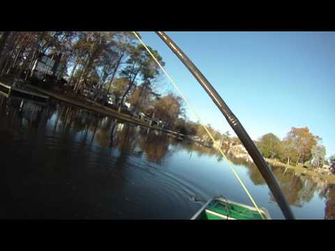 Flyfishing for Crappie