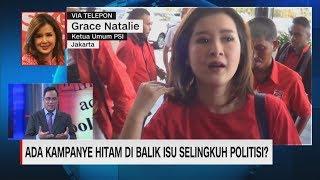 Video Grace: Banyak Partai Baru, Mengapa PSI Terus Diserang? MP3, 3GP, MP4, WEBM, AVI, FLV Juni 2018