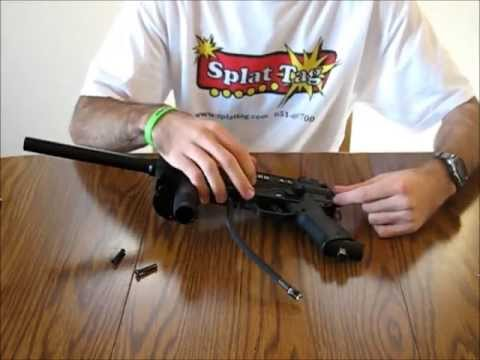 a5 - This is a review and installation video for the Tippmann A5 H.E. E-Grip with Selector Switch. This product will make your Tippmann A5 shoot way faster and al...