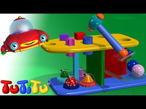 Giocattoli TuTiTu  | Tavolo con martello